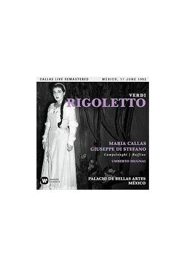 Giuseppe Verdi - Verdi-Rigoletto - CD