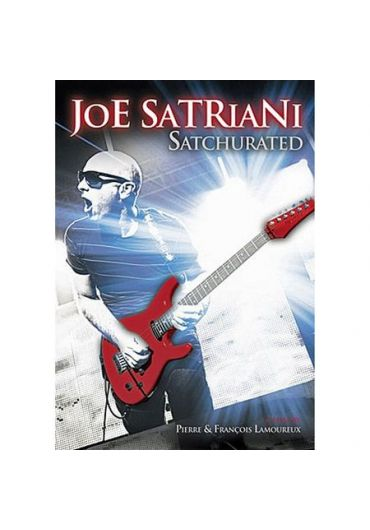 Joe Satriani - Satchurated-Live In Montreal - Blu-ray