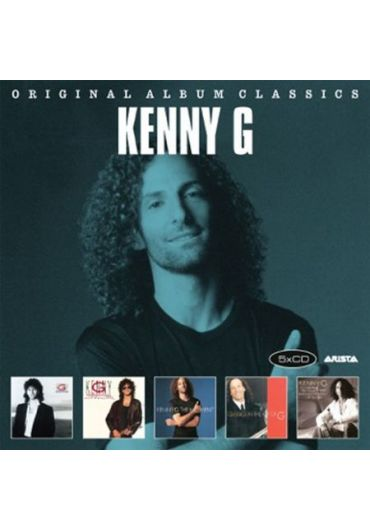 Kenny G - Original Album Classics - 5CD
