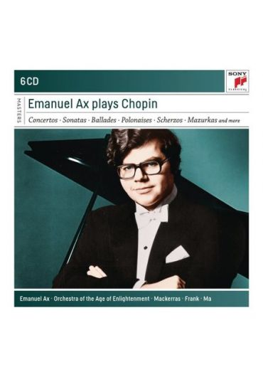 Emanuel Ax-Orchestra of the Age of Enlightenment - Emanuel Ax plays Chopin - 6CD