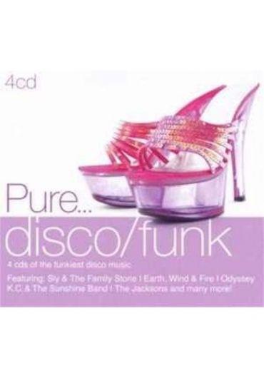 Various artists - Pure... Disco/Funk - CD