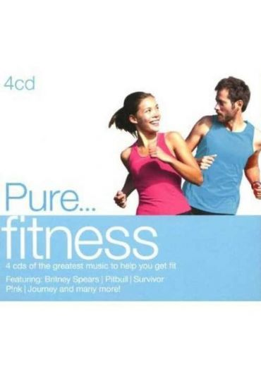 Various artists - Pure... Fitness - CD