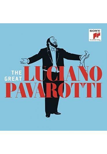 Lucino Pavarotti - The Great - 3CD