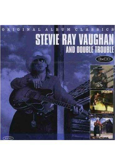 Stevie Ray Vaughan - Original Album Classics - 3CD