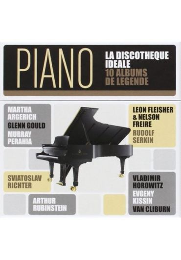 Piano - The Perfect Collection - 10CD