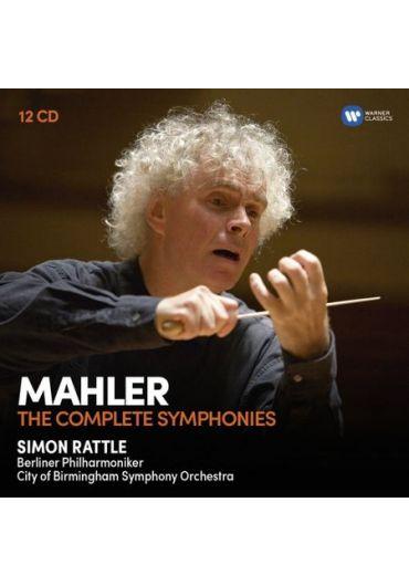 Simon Rattle - Mahler-The Complete Symphonies - 12CD