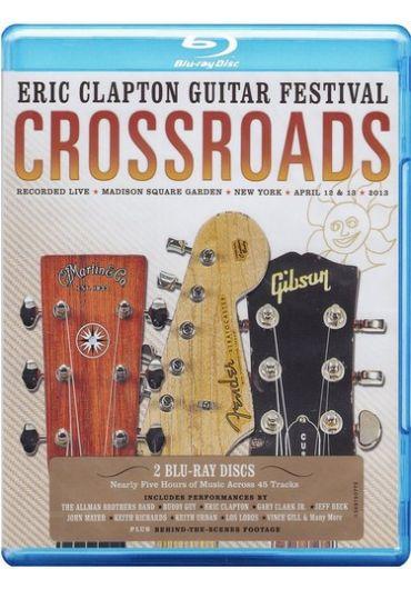 Eric Clapton - Crossroads: Guitar Festival 2013 (Blu-ray)