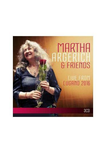 Martha Argerich - Martha Argerich And Friends Li - CD