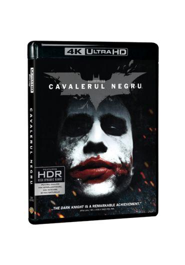 Cavalerul negru 4K UHD [Blu Ray Disc]