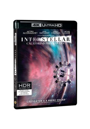 Interstellar - Calatorind prin univers 4K UHD [Blu Ray Disc]