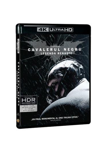Cavalerul negru - Legenda renaste 4K UHD [Blu Ray Disc]