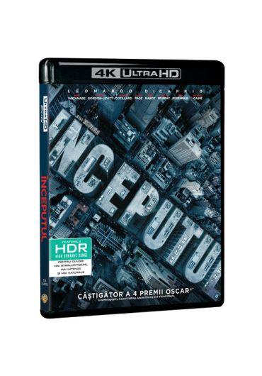 Inceputul 4K UHD [Blu Ray Disc]