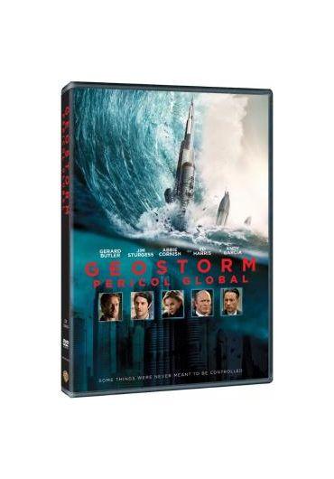 Geostorm - Pericol Global [DVD]
