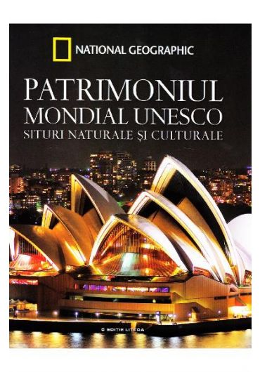 Set National Geographic. Patrimoniul mondial UNESCO - 6 volume