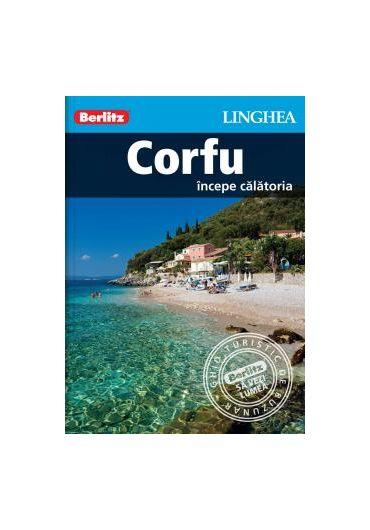 Corfu - ghid turistic Berlitz