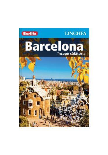 Barcelona - ghid turistic Berlitz
