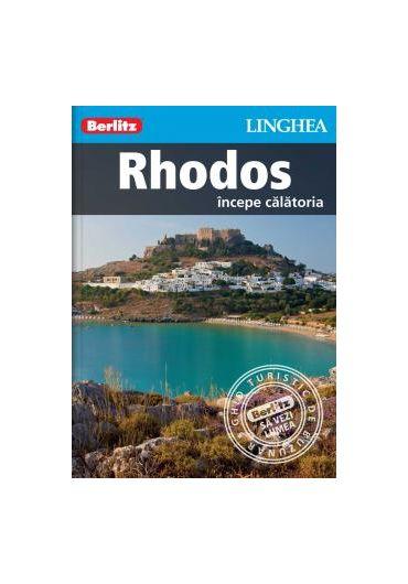 Rhodos - ghid turistic Berlitz