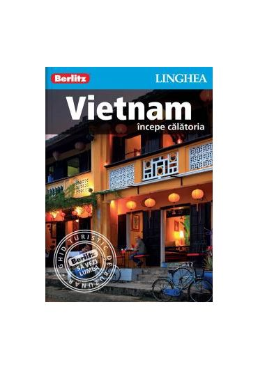 Vietnam - ghid turistic Berlitz