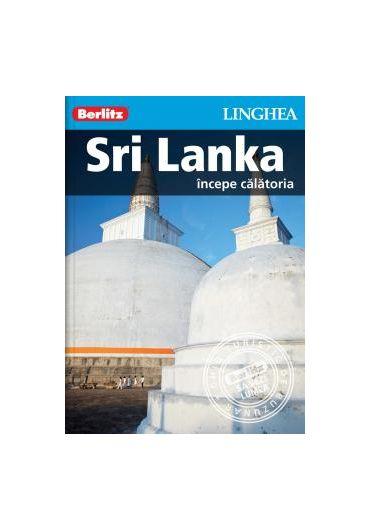 Sri Lanka - ghid turistic Berlitz