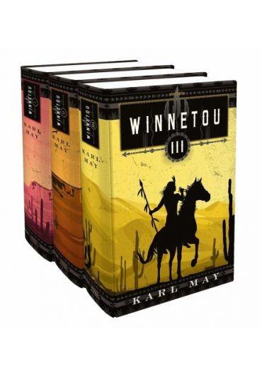 Winnetou I-III (3 Bande)