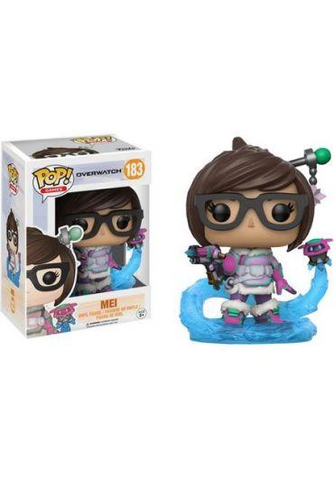 Figurina Funko Pop! Overwatch - Mei with Snowball