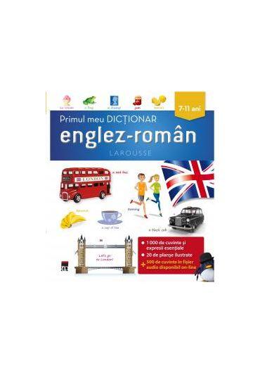 Primul meu dictionar englez - roman