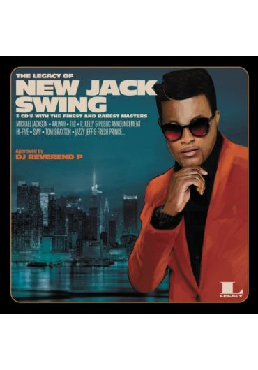 The Legacy of New Jack Swing