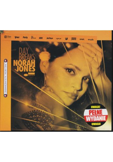 NORAH JONES - DAY BREAKS (LP)
