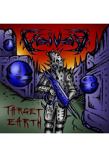 Target Earth - Voivod - LP