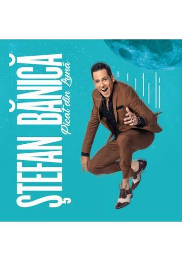 Stefan Banica - Picat din Luna CD