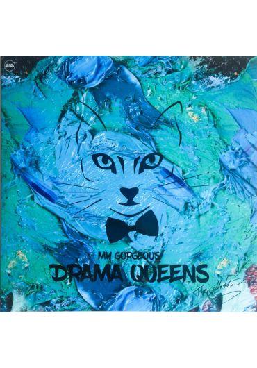 THE MOTANS - MY GORGEUS DRAMA QUEENS [LP]