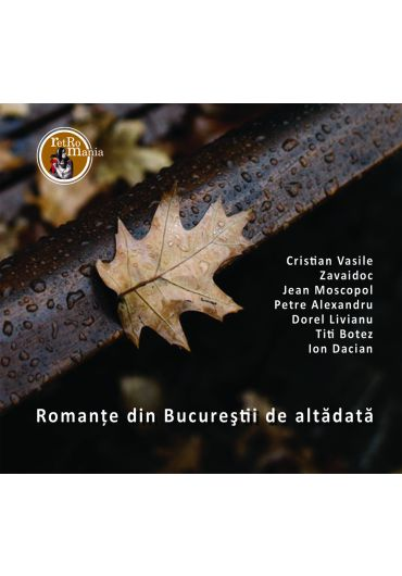 V/A - Romante din Bucurestii de altadata