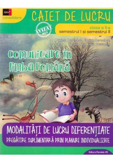 Comunicare in limba romana - Clasa 2 Ed. 4