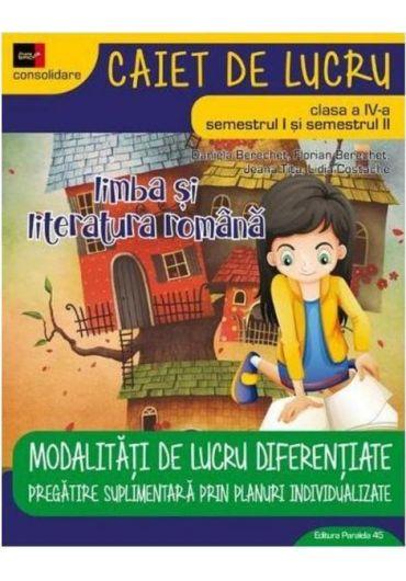 Limba romana - Clasa a IV-a Ed. 3