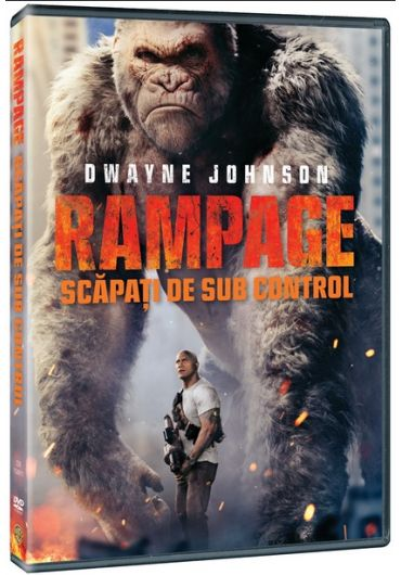 Rampage - Scapati de sub control DVD