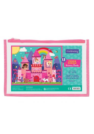 Pouch Puzzles - Princess castle