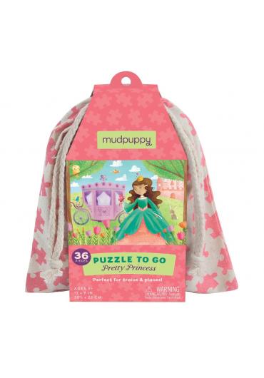 Puzzle to go - Pretty princess