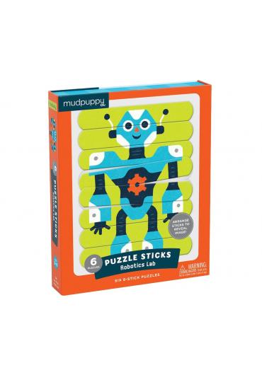 Puzzle sticks - Robotics lab