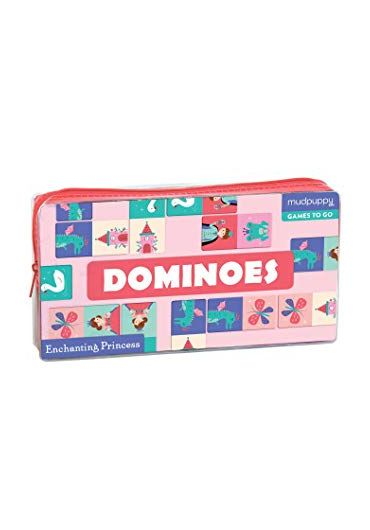 Dominoes - Enchanting princess