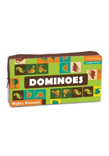 Dominoes - Mighty dinosaurs