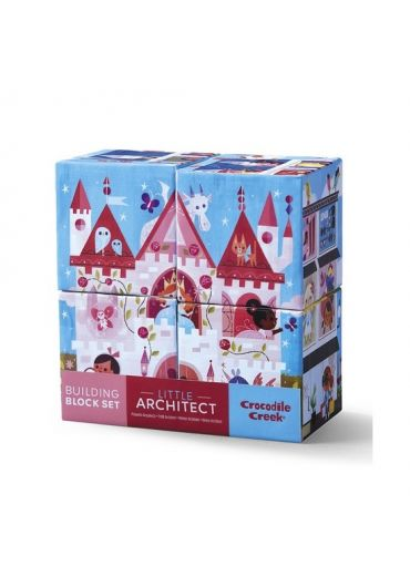 Block puzzle - Little miss architect