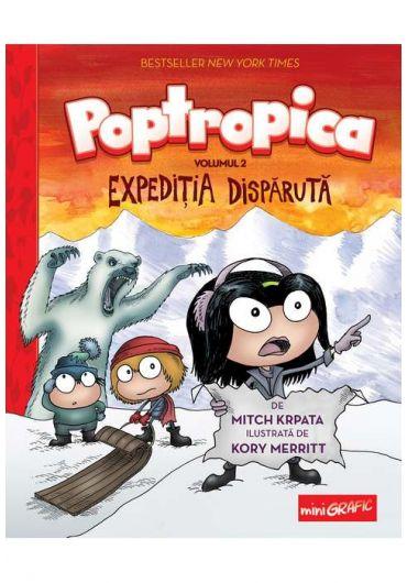 Poptropica vol. 2. Expeditia pierduta