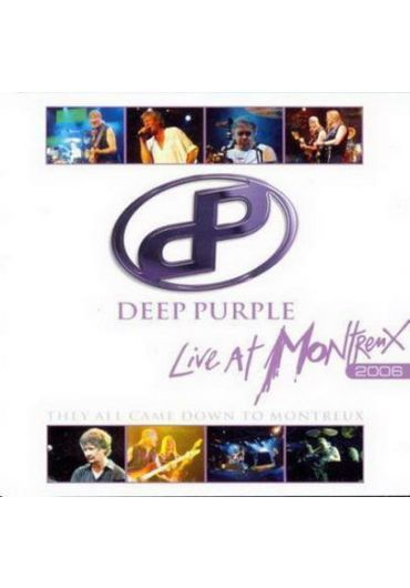 Deep Purple - Live At Montreux - BLU-RAY