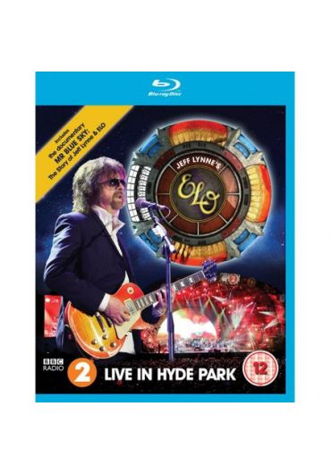 Jeff Lynne's ELO - Live In Hyde Park - BD