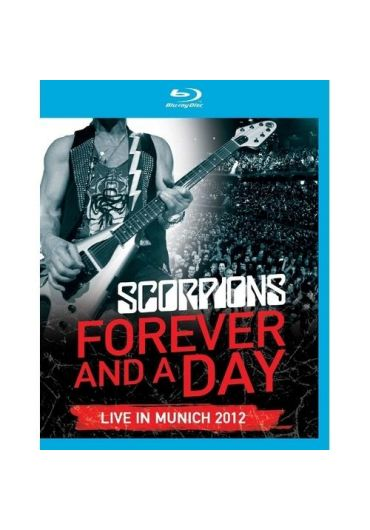 Scorpions - Forever And A Day (Live in Munich 2012) - Blu-ray
