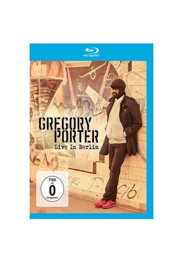 Gregory Porter - Live in Berlin - Blu-ray