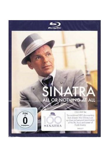 Frank Sinatra - All Or Nothing At All DVD