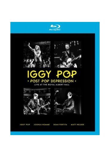 Iggy Pop - Post Pop Depression-Live - BR