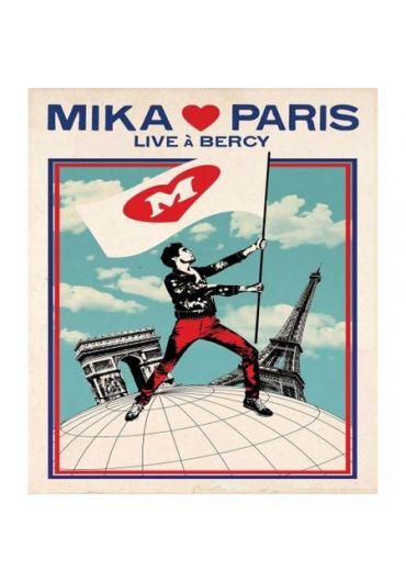 Mika - Paris-Live a Bercy - Blu-Ray