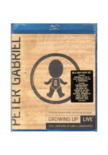 Peter Gabriel - Still Growing Up Live And Unwrapped - BOX